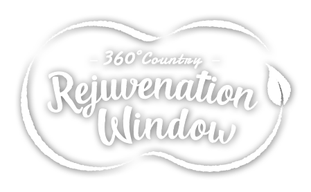 iPhone・Android app - 360°Country Rejuvenation Window